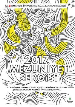 Graduation Exhibition Poster