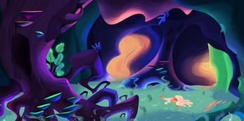 Katarsis Swamp / Digital Game Concept Design Solo Exhibition