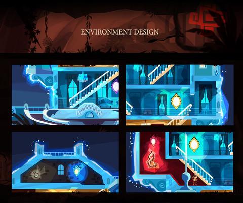 Buke / Game Environment Design