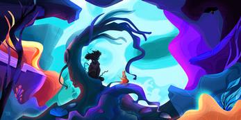 Mind / Digital Game Concept Design Solo Exhibition