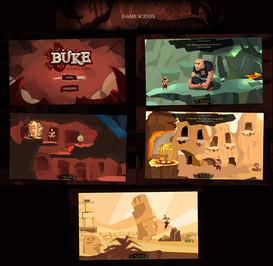 Buke / Game Scenes