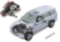 Mercedes-Benz Rozvodovka GL W 164 4matic