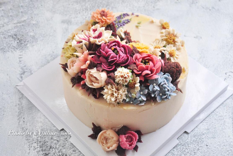蛋糕 Cakes