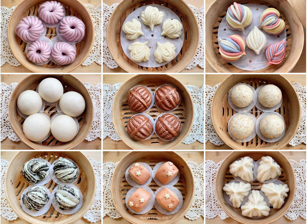 饅樂旅程 Steamed Buns Journey