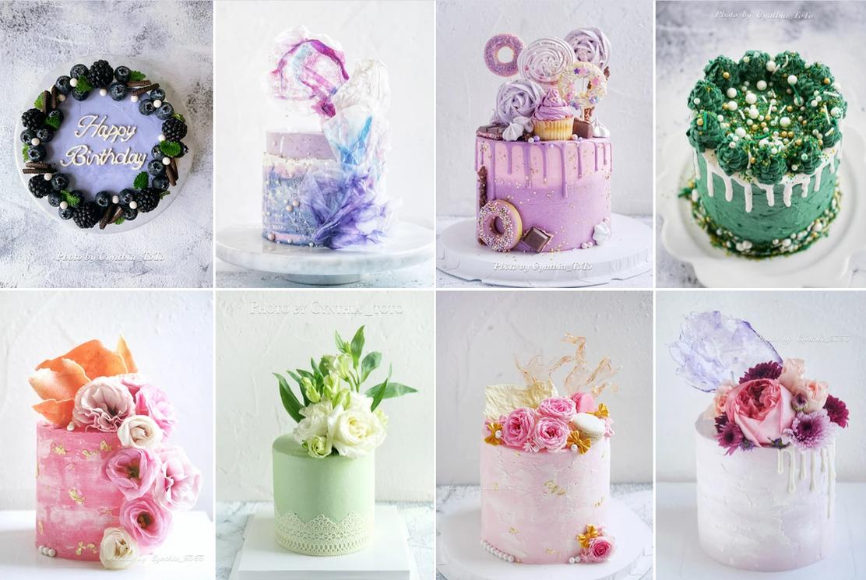 Love In Cakes