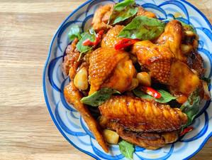 台式三杯雞