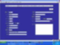 「Access顧客管理名簿」顧客マスター入力画面
