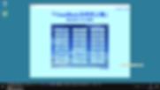 Visual Basic汎用売上帳メニュー画面
