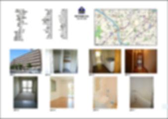 賃貸物件管理ソフト「街の不動産屋さん」パンフレットレポート