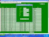 「Access会費徴収管理システム」抽出フォーム