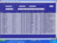 「Access顧客管理名簿」顧客マスター一覧表画面