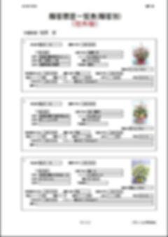 「販売業顧客管理システム」顧客別顧客履歴一覧表