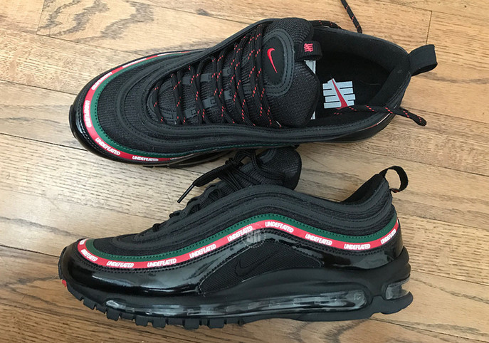 First look at UNDEFEATED X NIke Air Max 97 Collab