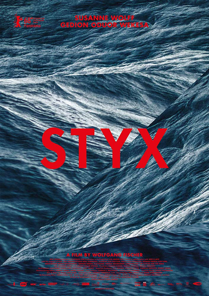 """STYX"" Movie Release out Now!!!, Stranded at Nothing"