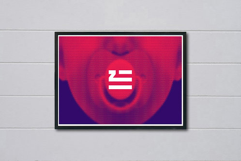 ZHU #GenerationWHY Poster, Hypebeast Posters Prints, Song Quote Poster
