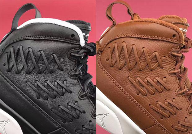Air Jordan 9 Pinnacle Baseball Shoe Pack
