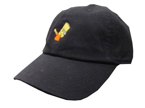 Dabbin Bart Meme Unstructured Twill Cotton Dad Hat