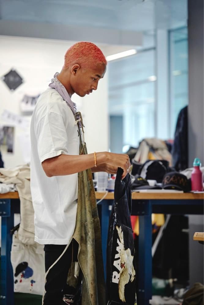 MSFTSREPUBLIC Clothing By Jaden Smith
