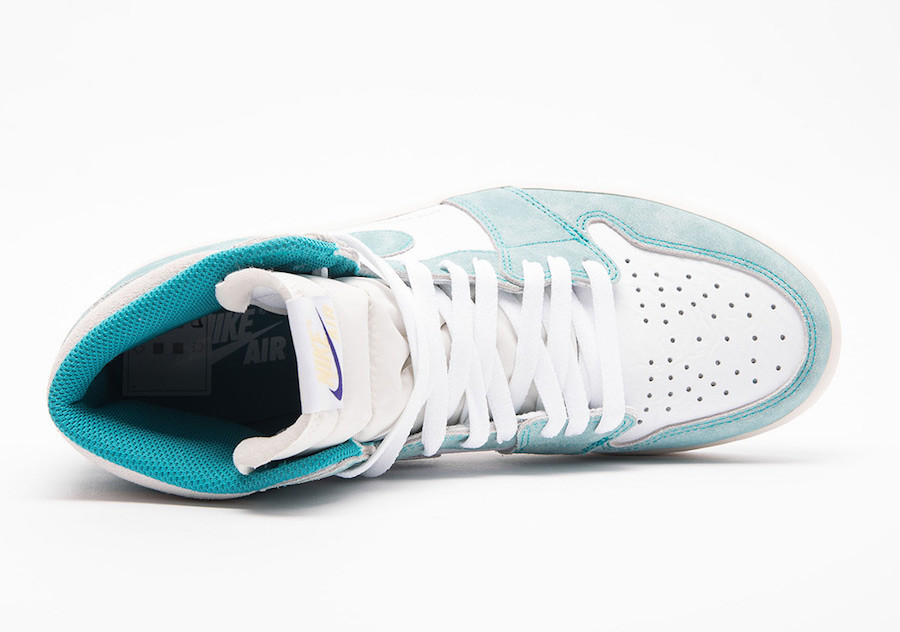 Air Jordan WINTER MINT ICE CREAM Sneaker release