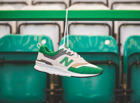 Celtic Special Edition New Balance 997H