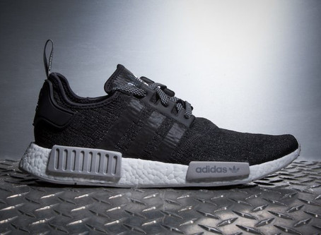 "Champs Sports Releases adidas Originals NMD ROLLERKNIT ""BLACK REFLECTIVE"""