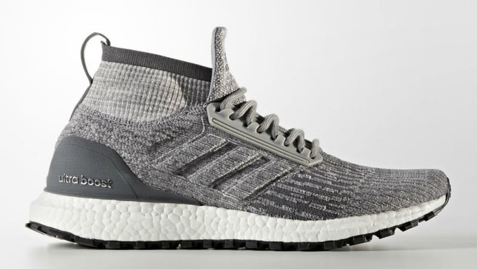 """Adidas Ultra BOOST ATR Mid """"Subdued Grey"""" Release Info"""