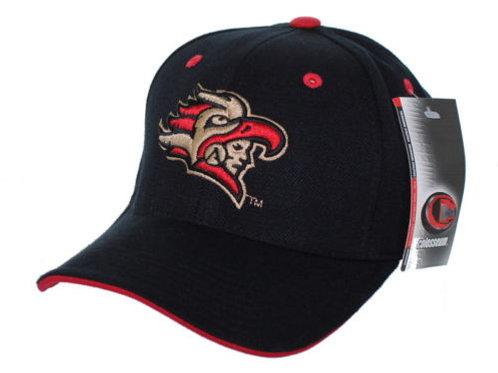 San Diego State Aztecs Black Strap Back Hat Adjustable Dad Ca