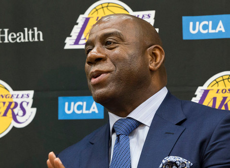 """Los Angeles Lakers, """"Less Magic"""", New Direction"""