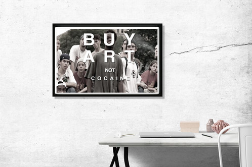 buy art not cocaine quote hypebeast 2 pac poster art 12x18 poster a