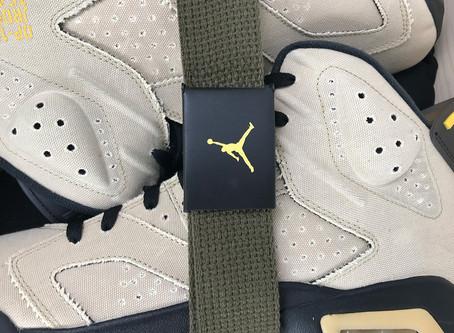 "Air Jordan 6 ""OP-162"", Duty Calls! - MLB Athlete Only Release"