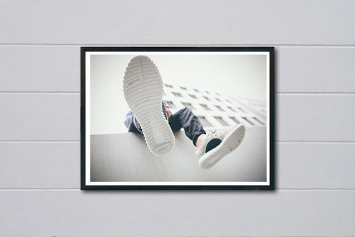 Yeezy Boost 350 Poster Kanye West Poster, Hypebeast Poster Art, Sneaker Posters
