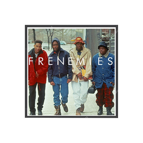 Juice Frenemies Poster, Hypebeast Poster, Classic Hood Movie Poster Canvas
