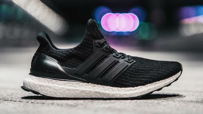"""First Look At the adidas UltraBoost 4.0 """"Core Black"""""""