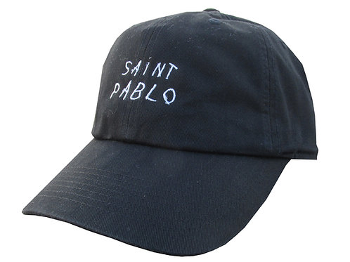 Saint Pablo Tour Yeezy Boost Unstructured Twill Cotton Dad Hat
