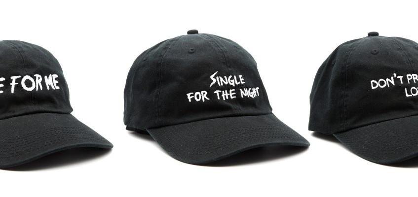trendy streetwear dad hats