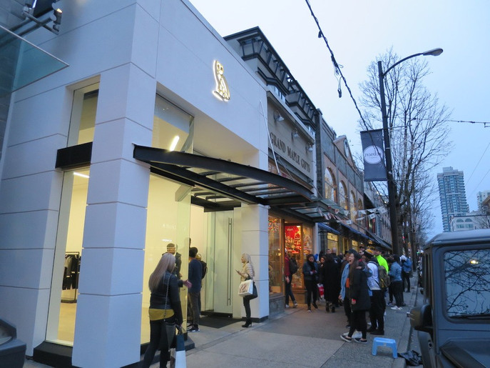 Bigger Business: OVO Vancouver Store Grand Opening!!