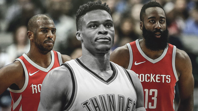 "Home Sweet ""Home"" - Russel Westbrook Trade and Re-unite W/ James Harden"