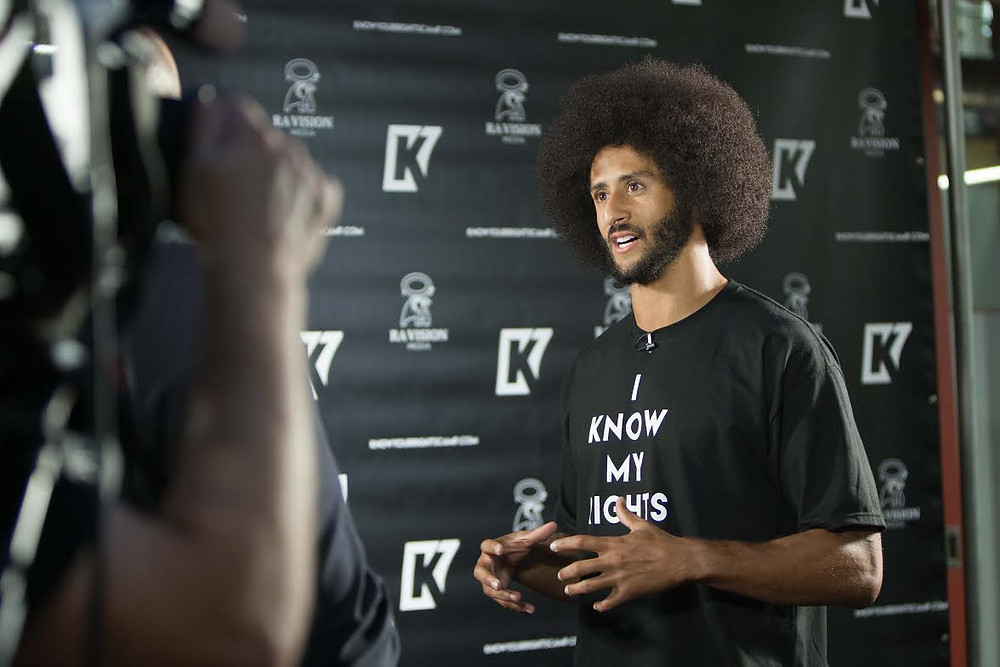 Could 49ers QB, Colin Kaepernick signed onto the Ravens