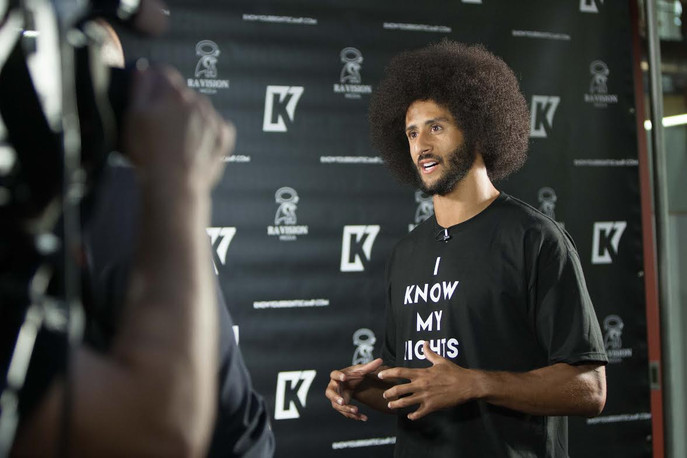 Could Ex 49ers QB, Colin Kaepernick signed onto the Baltimore Ravens?