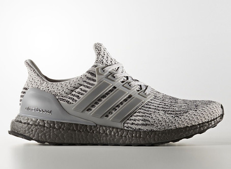 "Adidas Ultra Boost 3.0 Is Now Available In ""Triple Grey"""