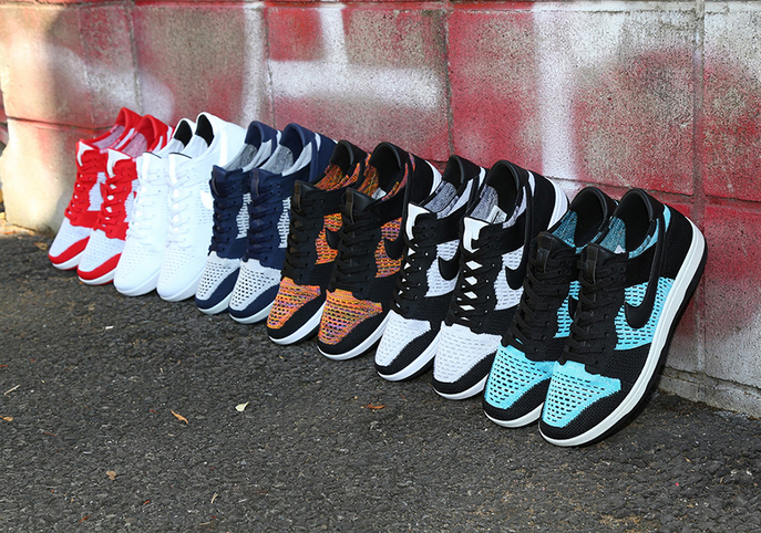 Taking A Look At More Colorways For The Nike SB Dunk Flyknit Collection