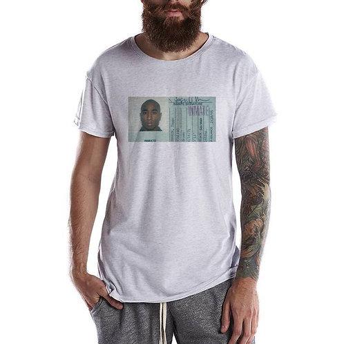 Tupac Vintage Mugshot T Shirt, Streetwear Hypebeast T Shirt