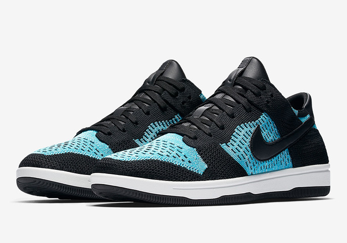 The Nike Dunk Gets an Upgrade in Comfort with Flyknit Technology