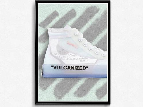 Modern Pop Art Off-Con Poster, Pop Culture Wall Art, Hypebeast Posters