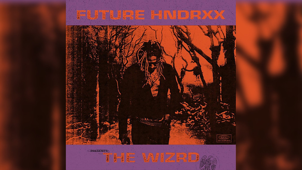 Future Hndrxx WIZRD album cover