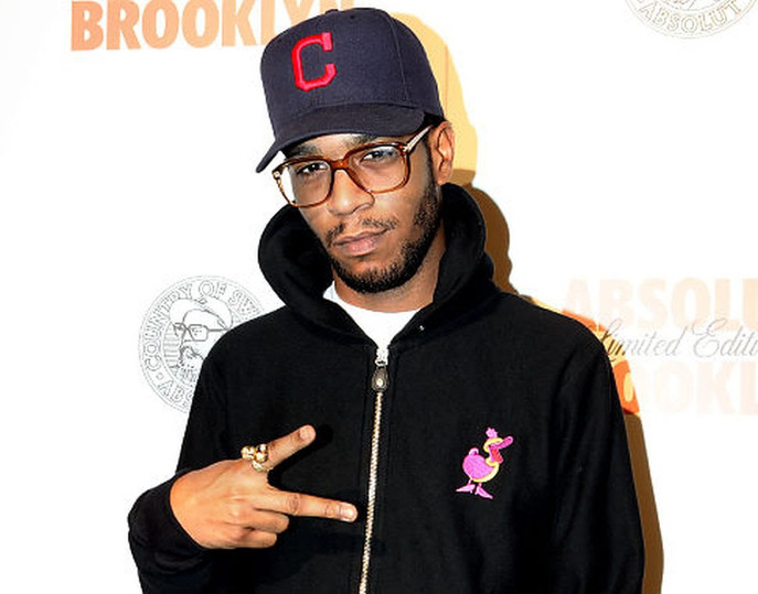 """New Era X Kid Cudi"""" Cleveland Indians 59Fifty Collabo"""