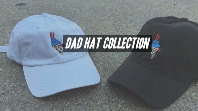 Summer 16' Is Dad Hat Season: An inside Look At The Hottest Trend Of The Year