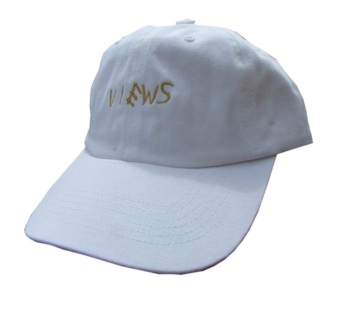 72a67e9c645 Custom Views White Drake Emoji Meme Cotton Low Profile 6 God Yeezus Yeezy  Kanye West Dad Hat One Size Fits Most Ships super fast via 2-3 day mail We  know ...