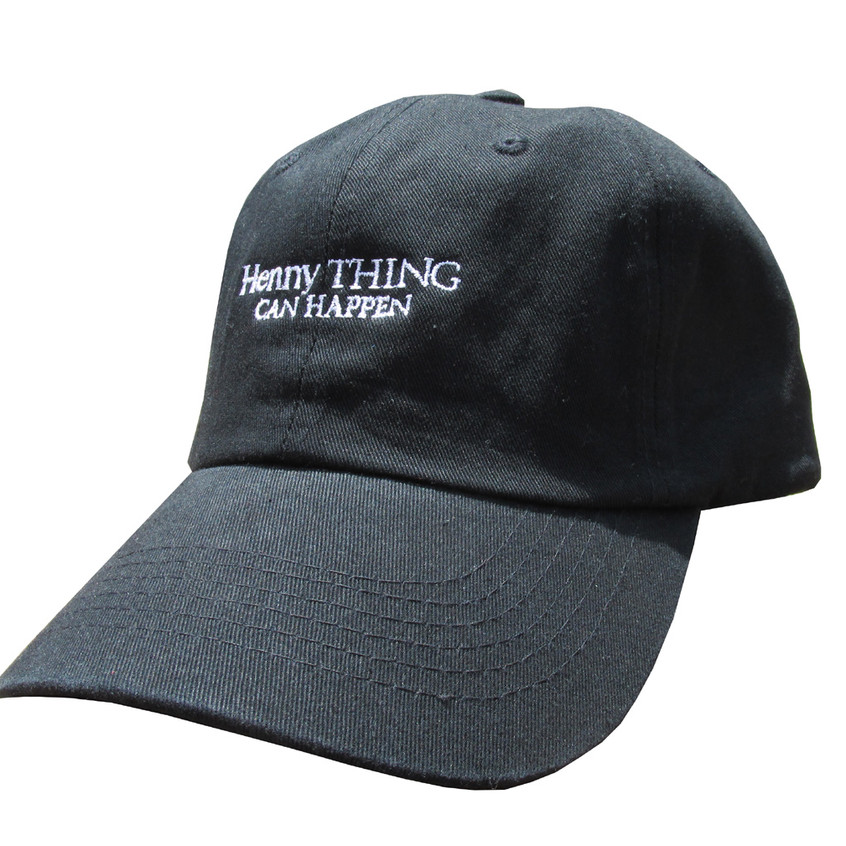 henny thing can happen funny meme emoji dad hats