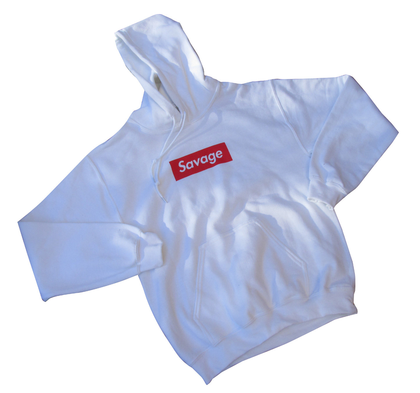 8cc8ab20a69 Supreme savage box logo white hoodie hooded sweatshirt sweater jpg  1446x1354 Savage sleeve hoodie cool supreme